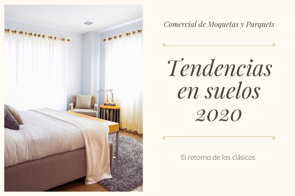 Tendencias suelos 2020
